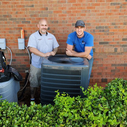New AC Installation by Integrated HVAC in Edmond, OK